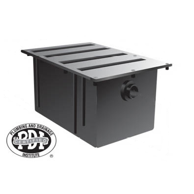 Rockford Separators R-Poly Series Plastic Grease Trap