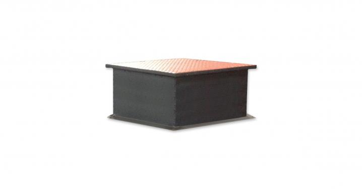 """Rockford Separators 12"""" Man Way Extensions for Large Grease Traps and Oil Separators"""