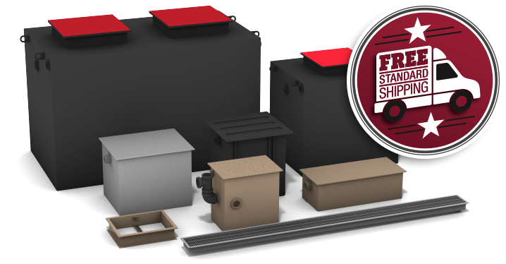 Rockford Separator Grease Traps and Oil Separators