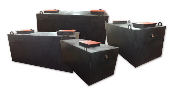 Rockford Separators ROI and RGI Large Oil Separators
