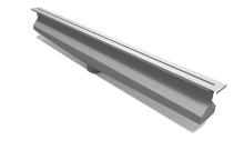 Rockford Separator Stainless Steel Slot Trench Drain